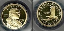 2003 S  Sacagawea (SAC) Dollar$1  PCGS PR 69 DCAM