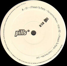 PILLS - I PREACH TO PRAY - Wax Trax