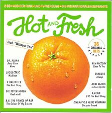 HOT & FRESH VOL.10 * NEW 2CD'S * NEU *