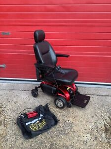 Travelux Venture Powerchair, Hand Held Controller, Wheel Chair, Mobility Scooter