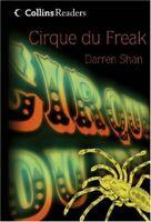Cirque Du Freak (Collins Readers) By Darren Shan