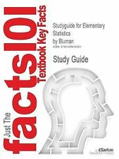 Elementary Statistics by Allan G. Bluman (2014, Paperback, New Edition)