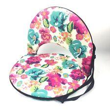 73*53CM Outdoor Foldable Sun Lounger Bed PORTABLE Beach Chair GARDEN