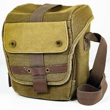Vintage style DSLR padded shoulder bag case for camera