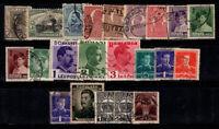 Romania 1893-1949 Usato 80% personalità, storia, cultura