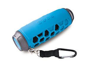 SONIQ Portable Bluetooth Speaker- Model: ABTS200BL (BLUE)