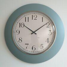 Retro Vintage Kitchen Wall Clock Round Shabby Office Kitchen Wall  Clock new