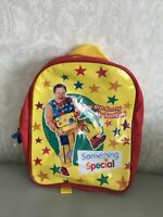Touch My Nose Sensory Mr Tumble Jouet Doux Light Up Something Spécial Cbeebies