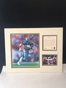 1994 Emmitt Smith Dallas Cowboys NFL Kelly Russell Studios Limited Edition Photo