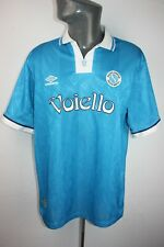 Napoli 1993 1994 Umbro Home Football shirt trikot Mens XL Extra Large F328