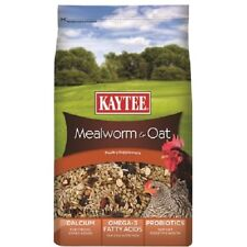 CHICKEN TREAT KAYTEE MEALWORMS & OATS 3LB