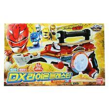BANDAI Power Ranger Gobusters DX Lion Blaster Buster Gear Series08 / Children