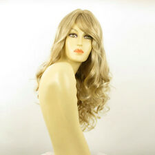 length wig for women curly light blond wick very light blond  angie 15T613 PERUK