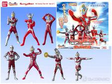 japan 2006 Bandai HG Series Ultraman Brothers Part 49 Gashapon Set of 7 Figure