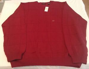 Brand new Van Heusen brand, long-sleeved crewneck sweater in size XL