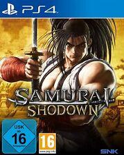 PS4 Spiel Samurai Shodown NEUWARE