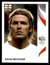 Panini World Cup 2006 - David Beckham England No. 103