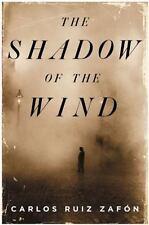 The Shadow of the Wind by Carlos Ruiz Zafón (2004, Hardcover)
