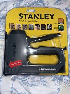Stanley Heavy Duty Staple and Brad Gun Metal Drive Hi/Lo Lever Nail Gun