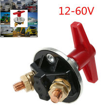 200A 12V-60V Car ATV Fixed Key Battery Isolation Disconnect Power Cut Off Switch