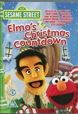 Elmo's Christmas Countdown DVD New & Sealed 5012106933675