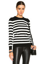 SAINT LAURENT rayures Pullover Sweater Small