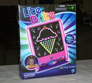 Lite Bright LED Flat Screen