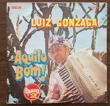Luiz Gonzaga on RCA Camden 107.0116 - Aquilo Bom N-/V