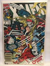 X-Men #5 (Newstand Edition) 1st Maverick VF 1st Print Marvel Comics