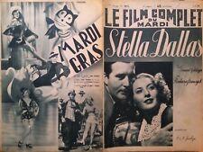 "LE FILM COMPLET 1938 N 2075 ""STELLA DALLAS ""avec BARBARA STANWYCK et JOHN BOLES"