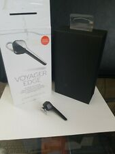 Plantronics Voyager Edge Bluetooth Headset Hands Free, Black - 201100-60