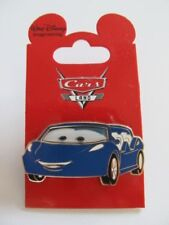 WDI Radiator Spring Racers Blue Boy Sport Car Disney Pin