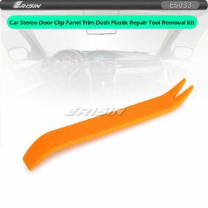 Car Radio Door Clip Panel Trim Dash Plastic Repair Remove Install Tool Kit ES033