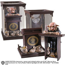 Harry Potter Magical Creatures Gringotts Goblin Statue NOBLE COLLECTIONS