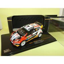 FORD FIESTA RS WRC RALLYE MONTE CARLO 2014 MELICHAREK IXO RAM570 1:43 8ème