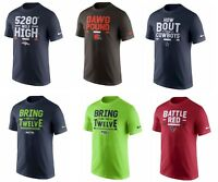 New NFL Nike Men's Local Verbiage T-Shirt