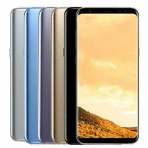 Samsung Galaxy S8 (SM-G950F) 64GB Unlocked Various Colours