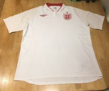 ***England Home Shirt 2012-13 - Size XL (46) - 100% Genuine Umbro***