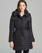 Burberry Brit Colbrook  Puffer Coat Jacket size XS $850 NEW