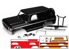 Traxxas 8010X Body Ford Bronco Complete (Black) TRX-4