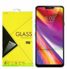 Pack Premium Tempered Glass Screen Protector for LG G7 ThinQ