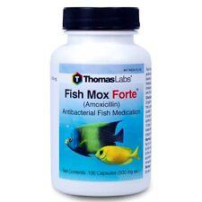 Fish Mox Forte 500mg, 100ct Aquarium Treatment