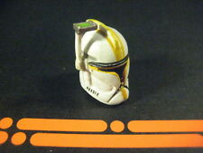 STAR WARS ACCESSORIES PARTS REMOVABLE HELMET FOR LEGACY YELLOW ARC TROOPER FIGUR