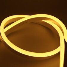 3m Flexible Strip Rope Light AC220V SMD 5050 LED Neon Tube Waterproof+UK Plug