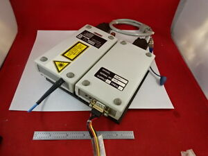OPTICAL LASER FIBER OPTICS POINT SOURCE LTD LDS:01-086 671 nm AS IS B#61-A-02