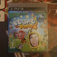 Start The Party - PS3 Game - Playstation 3 - UK Pal Edition - Family - Eye Toy