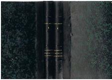 MARTIN - PHILOSOPHIE SPIRITUALISTE DE LA NATURE - LIVRE ANCIEN RARE XIXème