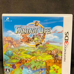 Fantasy Life Nintendo 3DS (Nintendo 2013)