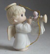 Precious Moments Rejoice O Earth Angel Ornament 113980