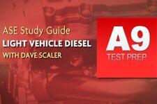 Complete ASE A9 Light Vehicle Diesel Test Prep Program / DVD/ Manual 208
